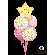 Twinkle Twinkle Baby Girl Bouquet