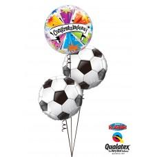 Congratulations Soccer Balls
