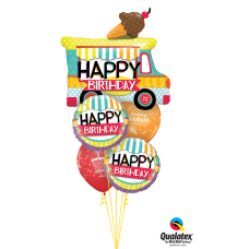 Birthday IceCream Truck