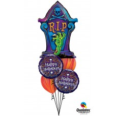 RIP Halloween Grave