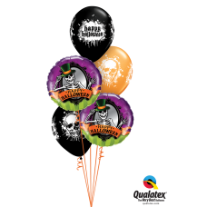 Spooky Skulls Bouquet