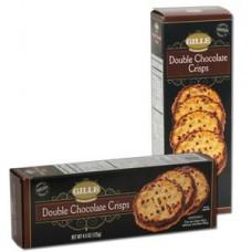 Gille Cookies Double Chocolate Crisps