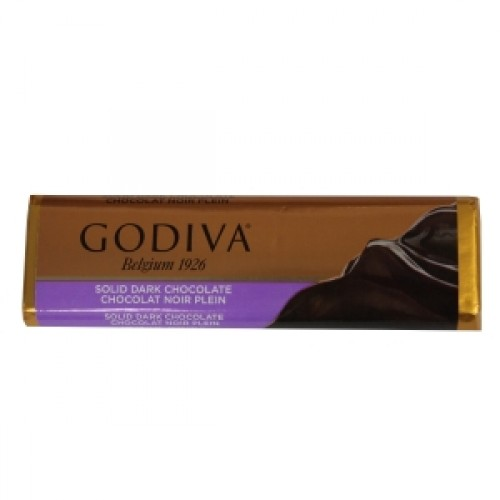 Godiva Solid Dark Chocolate Bar