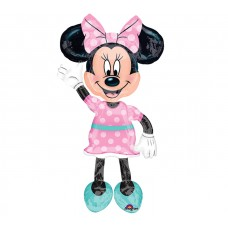 Minnie Mouse  in Pink Airwalker