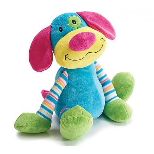 Plush Rainbow Puppy