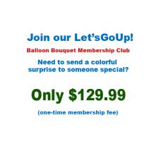 Balloon Bouquet Membership Club